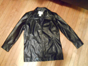 Priced To Sell! Ladies Leather Jacket