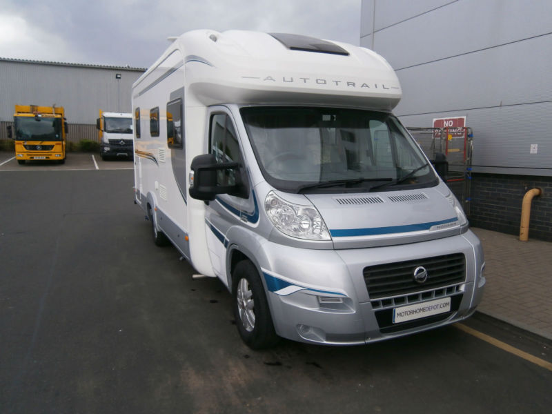 New Auto Trail Mohawk Frontier | In Auchinleck East Ayrshire | Gumtree