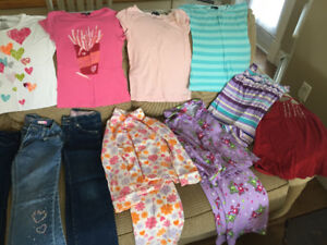 Girls Size 8 Clothes Lot - Excellent Condition