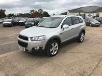 BAD CREDIT FINANCE AVAILABLE 2012 / 61 reg CHEVROLET CAPTIVA 2.2VCDi 7st