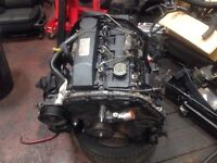 LTI LONDON TAXI TX2 COMPLETE ENGINE WITH INJECTORS AND PUMP