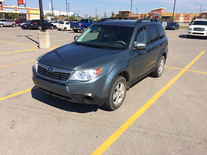 2010 Subaru Forester SUV, BEST deal in town