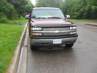 2000 Chevrolet C/K Pickup 1500 YES Pickup Truck