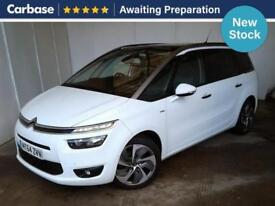 2015 CITROEN GRAND C4 PICASSO 2.0 BlueHDi Exclusive+ 5dr SUV 5 Seats