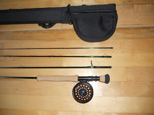 Fishing gear, rods reels, boxes, flies, and much more Regina Regina Area image 6