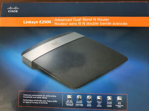 LINKSYS N600 E2500 ROUTER