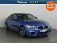 2017 BMW 4 Series 435d xDrive M Sport 2dr Auto [Professional Media] COUPE Diesel