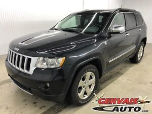 Jeep Grand Cherokee Limited 4x4 Cuir Toit Ouvrant MAGS 2011