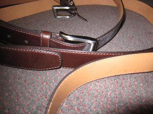 Assorted Men's Leather Belt, sizes 36, 38, 40, 42, Brown, Black Kitchener / Waterloo Kitchener Area image 9
