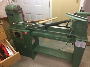 Lathe like new
