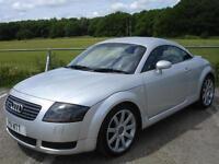 Audi TT COUPE 1.8 T QUATTRO 225