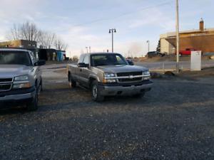 Chevrolet silverado1500 4×4