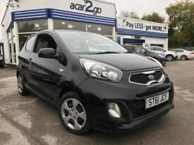 2011 Kia PICANTO 1 Manual Hatchback