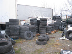 Misc tires for sale some new and some used