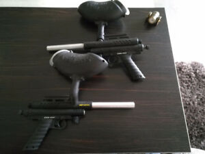 2-fois- Have 2 , ZXS 400 Paintball,VL200 Loader