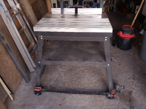 CRAFTEX ROUTER TABLE