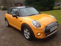 LATEST MODEL MINI COOPER D 1.5d 114ps CHILLI PACK OVER 90MPG 3dr