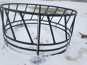 Hay Feeders in Excellent Condition x 2