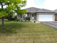 10 YEAR OLD BUNGALOW IS EAST END BELLEVILLE $1375/MONTH