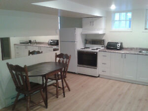 NDG Monkland Village 21/2 Beautifull renovated clean apartment