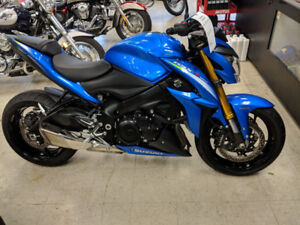 2016 Suzuki GSX-S 1000  RPM Cycle