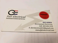 Electrical services.