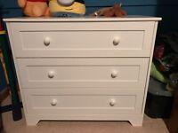 Ladybird Children's Wardrobe and matching Drawers set