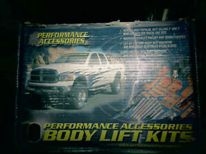 Auto body lift kit