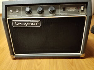 TraynorTS-15 practice  guitar amp / amplifier