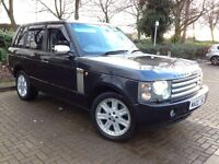2002 02 LAND ROVER RANGE ROVER VOGUE 3.0 TD6 HSE DIESEL *AUTOMATIC* MANY EXTRAS!