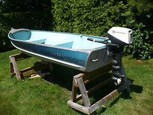 Boat And motor for sale Peterborough Peterborough Area image 2
