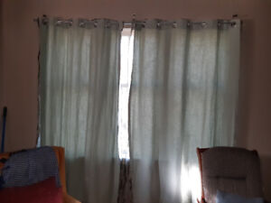 Living rm curtains