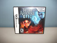 Jeu Nintendo DS The Last Airbender