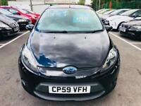 ***Ford Fiesta Edge 1.25 Petrol 2010 Only 50,000 Miles***