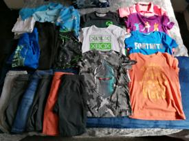 Boys age 9-10 clothes bundle