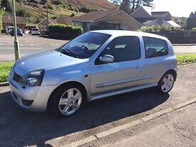 Renault Clio Sport 172 (£1300)