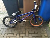 CHILD'S DIAMONDBACK BMX