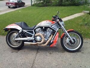 2007 Harley-Davidson® Screamin' Eagle V-Rod, limited edition