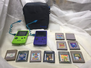 Game Boy Color LOT