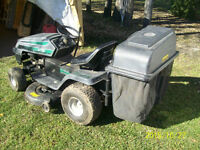 DOUBLE BAGER FOR MTD LAWN-FLEET LAWN TRACTOR
