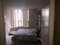 Master bedroom in yonge and finch