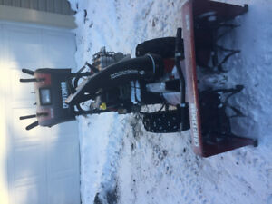 Craftsman snowblower 15.5hp