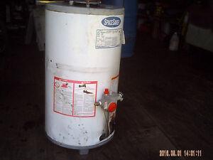 réservoir a l eau chaude au propane