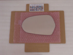 HEATED Mirror Glass for AUDI S6 A6 A6 QUATTRO Driver Side View L