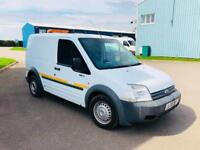 Ford Transit Connect 1.8TDCi ( 90PS ) Euro IV T200 SWB LX 2008(08)REG