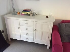 Ercol sideboard White Shabby Chic