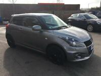 2016 Suzuki Swift 1.6 Sport [Nav] 3dr Petrol grey Manual