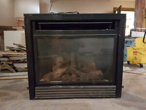 Napolean Gas Fireplace Direct Vent