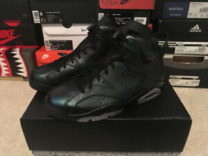 Air Jordan 6 Retro All-Star shoes in size 9 US