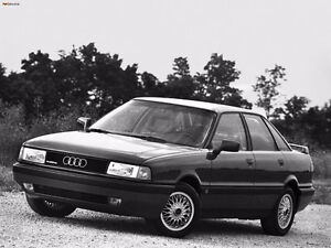 1988 Audi 90 quattro (b3)- Parting out/project